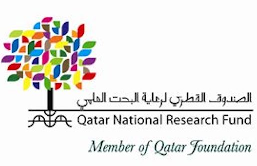 Image of the logo of Qatar National Research Fund